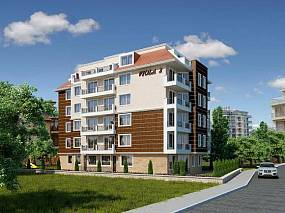 Bulgaria Estate - Nessebar Apartment For Sale Viola 2