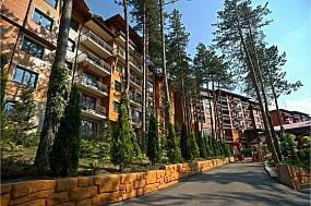 Bulgaria Estate - Velingrad Apartment For Sale Maxi Velingrad