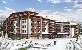 Bulgaria Estate - Bansko Apartment For Sale Tamplier 2