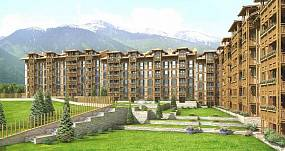 Bulgaria Estate - Bansko Apartment For Sale The Crown