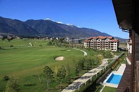 Bulgaria Estate - Bansko Apartment For Sale White Fir