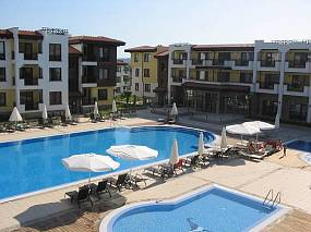 Bulgaria Estate - Sozopol Apartment For Sale St.Nicholas  2