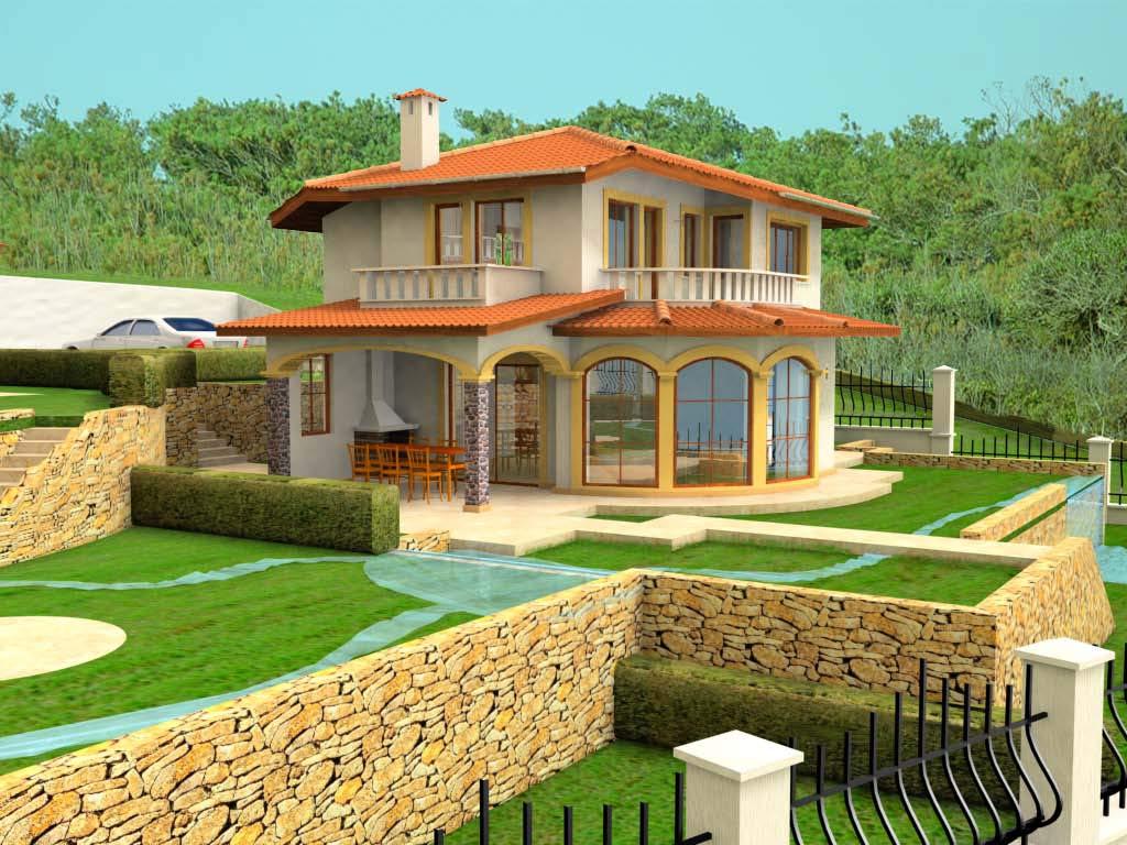 New build house varna bulgaria for Buildahouse com
