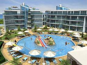 Bulgaria Estate - Kavarna Apartment For Sale Water World
