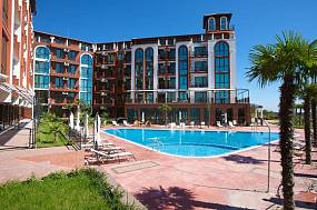 Bulgaria Estate - Nessebar Apartment For Sale Chateau del Marina