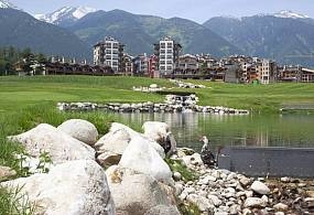 Bulgaria Estate - Bansko Apartment For Sale Pirin Golf