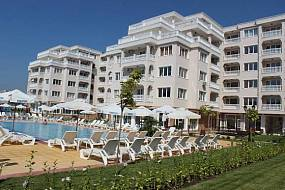 Bulgaria Estate - Nessebar Apartment For Sale LifeStyle Deluxe