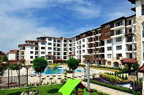Bulgaria Estate - Nessebar Apartment For Sale Apolon - Nesebar